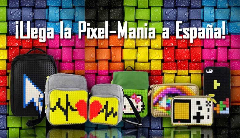 Llega la Pixel-Mania