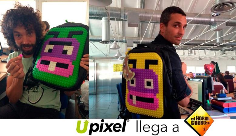 Pixelbags en El Hormiguero